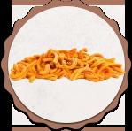 Casarecce al peperone di pontecorvo Dop