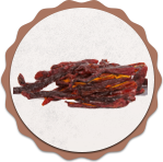Peperoni di Pontecorvo Dop secchi